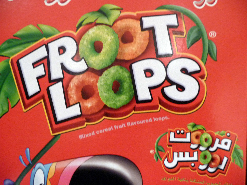 toucan sam fruit loops games and