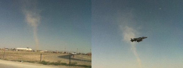 Kandahar Dust Devil
